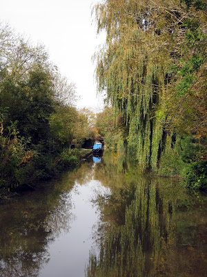 Reflections on the Oxford Canal