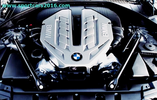 2016 BMW M9 Engine