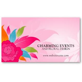 Business Card Showcase By Socialite Designs Elegant Event Planner And Floral Designer Business