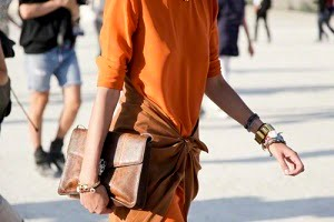 style next door- ORANGE HUES