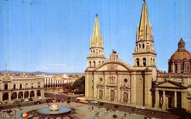 Catedral Metropolitana, Guadalajara, Jalisco