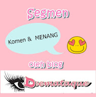 Segmen Komen &amp; Menang oleh Blog DeeMataQue