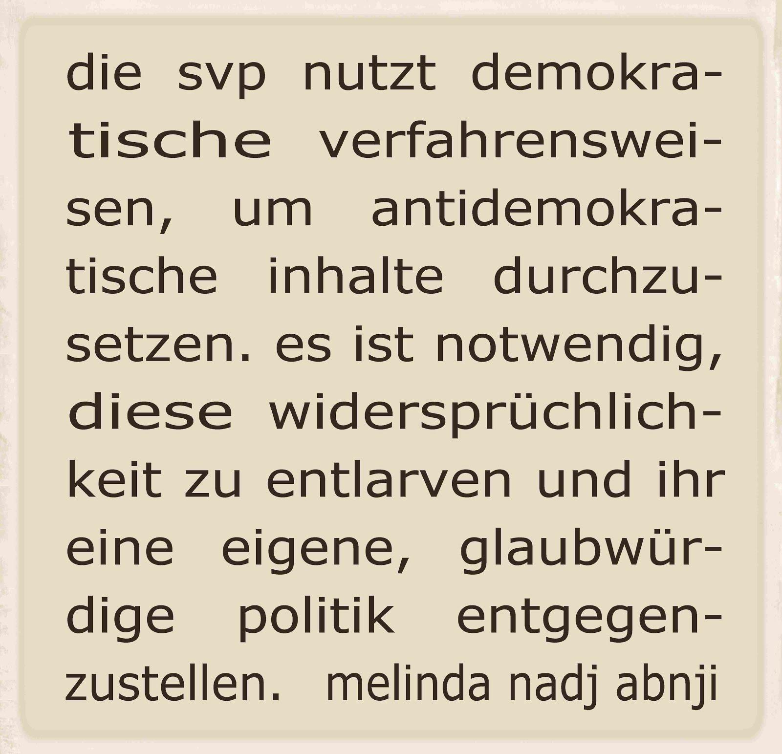 DIE ZEIT emil steinberger wahlen widmer-schlumpf mischa vetere nadji DIE GEISTIGE REVOLUTION 2011ch