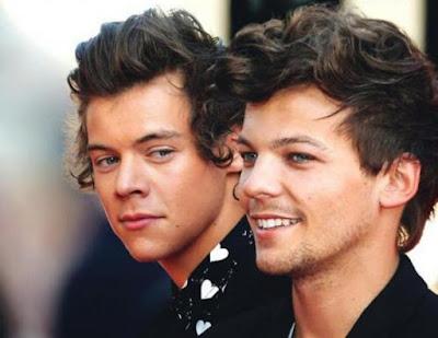 "Louis Tomlinson confirmó que sí existe ""Larry"""