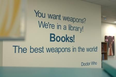 The Best Weapons In The World - books - Doctor Who