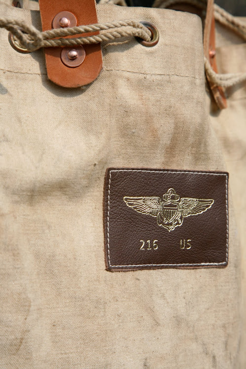 FLYING LEATHER PATCH