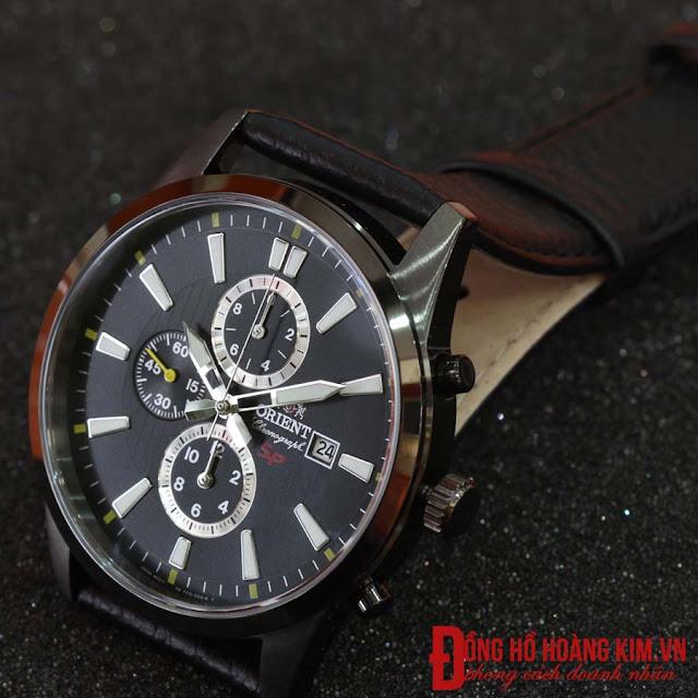 Đồng hồ nam automatic thương hương hiệu orient chính hãng