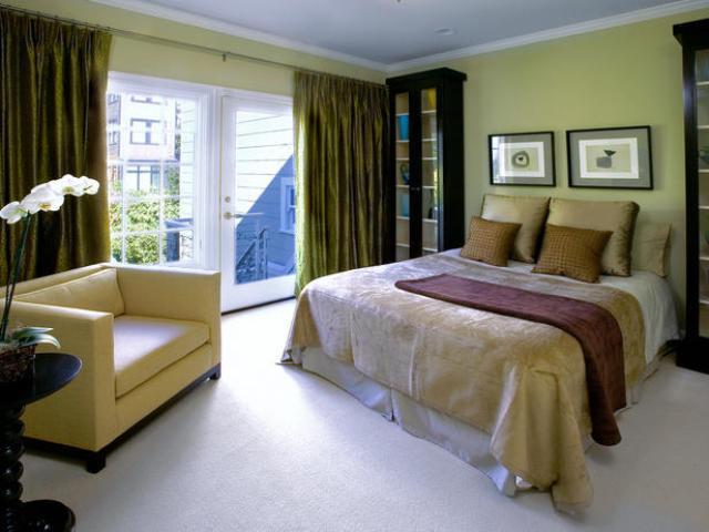 Tips memilih warna untuk kamar tidur