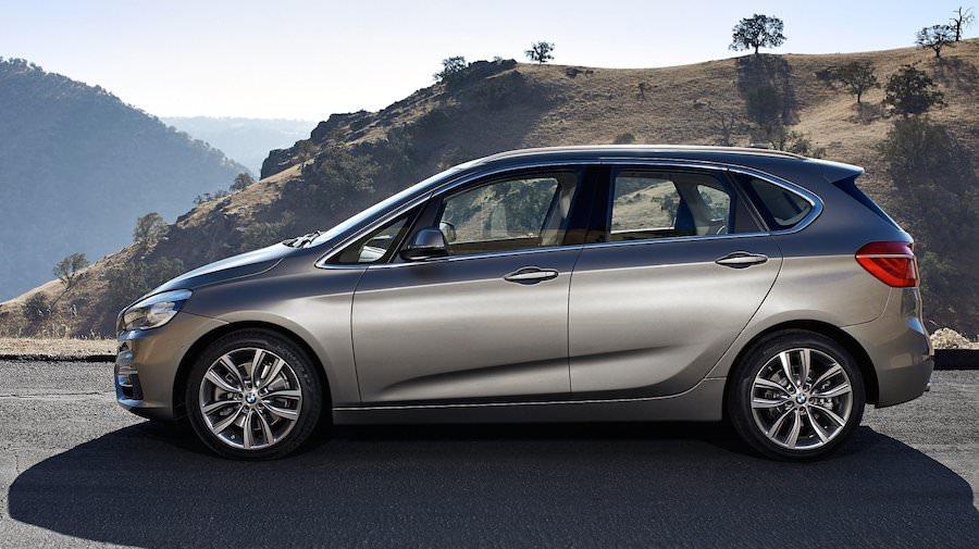 「BMW 2シリーズ・アクティブツアラー」 日本 発売