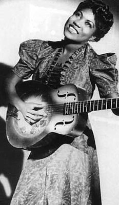 The Amazing Sister Rosetta Tharpe