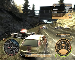 Need for speed most wanted 2005 pc