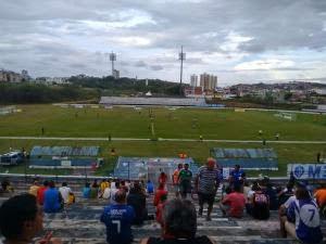 Flamengo de Guanambi 2 X 1 Itabuna