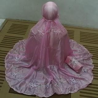 Mukena Dewasa MD-03 Pink