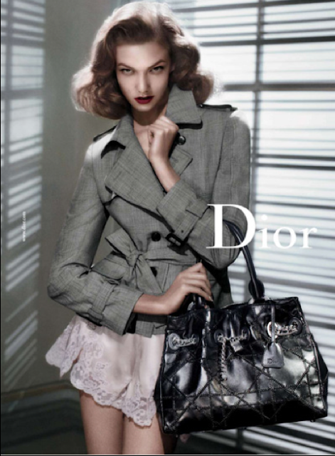 A TOUCH OF STYLE: The one and only Karlie Elizabeth Kloss