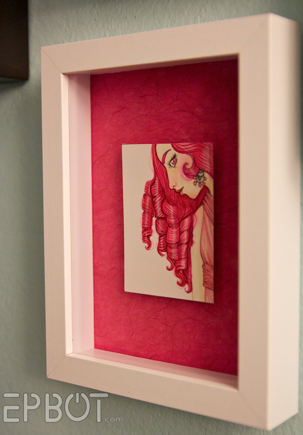 EPBOT: Turn Any Fat Frame Into a Shadowbox Frame!