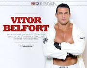 Sinônimo de determinação e disciplina, Vitor Belfort é uma referência nas .