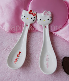 Sendok Sup Hello Kitty