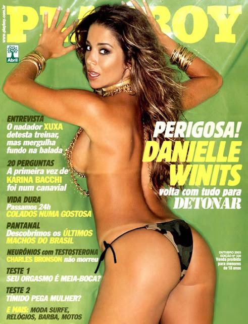 Danielle Winits nua