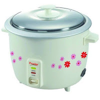 Buy Prestige PRAO 1.8 L Electric Rice Cooker at Rs. 1299 : BuyToEarn