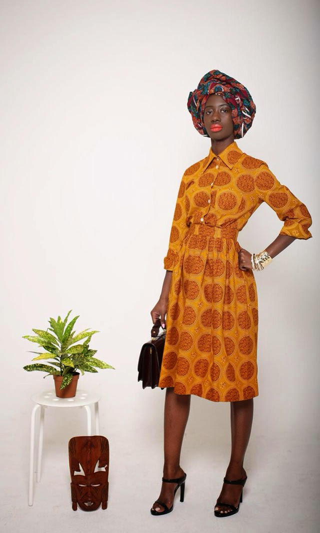 Ciaafrique african fashion beauty style lookbook mazel john Ciaafrique fashion beauty style