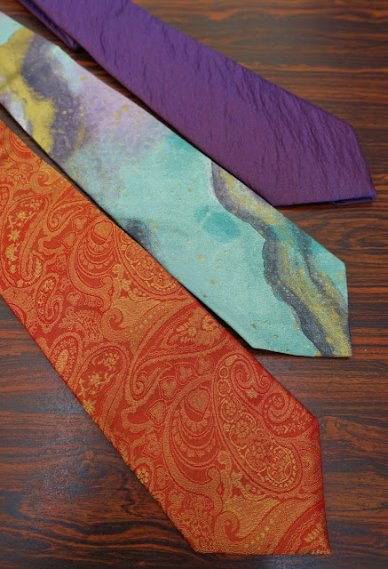 Wesco Fabrics, ties