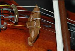 Chanan e seu violino