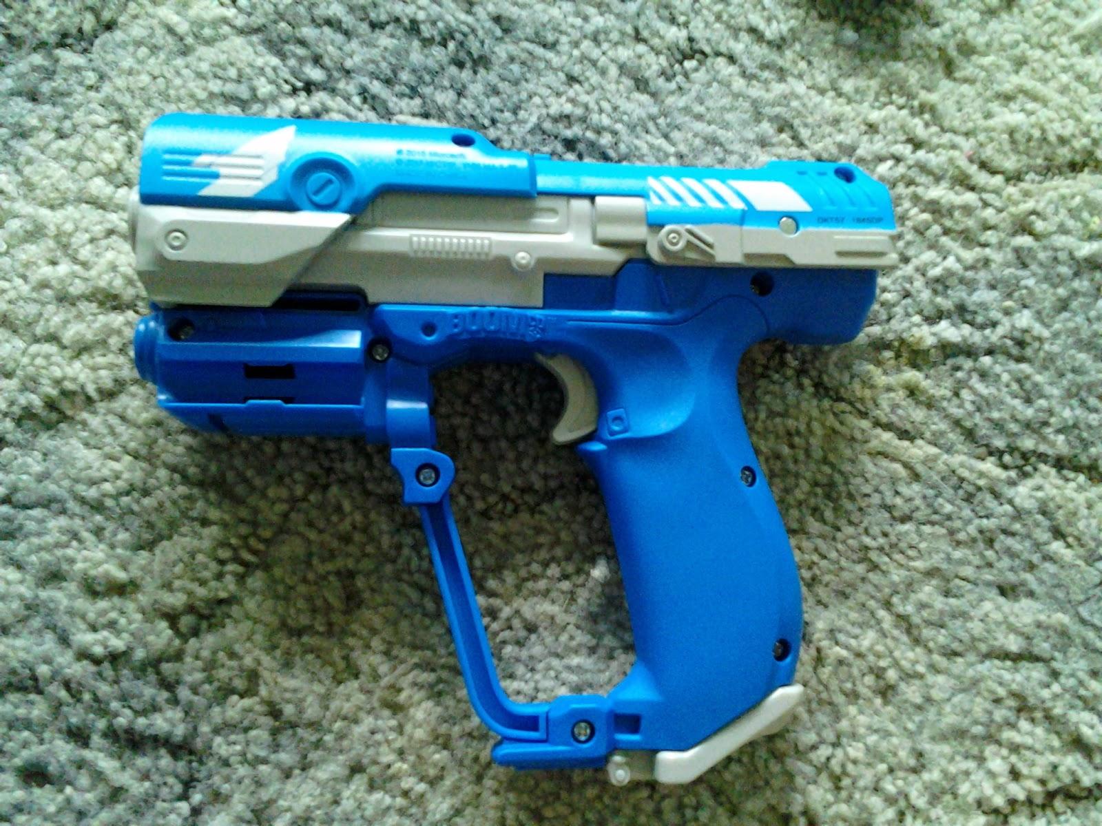 Boomco Halo Pistols Review