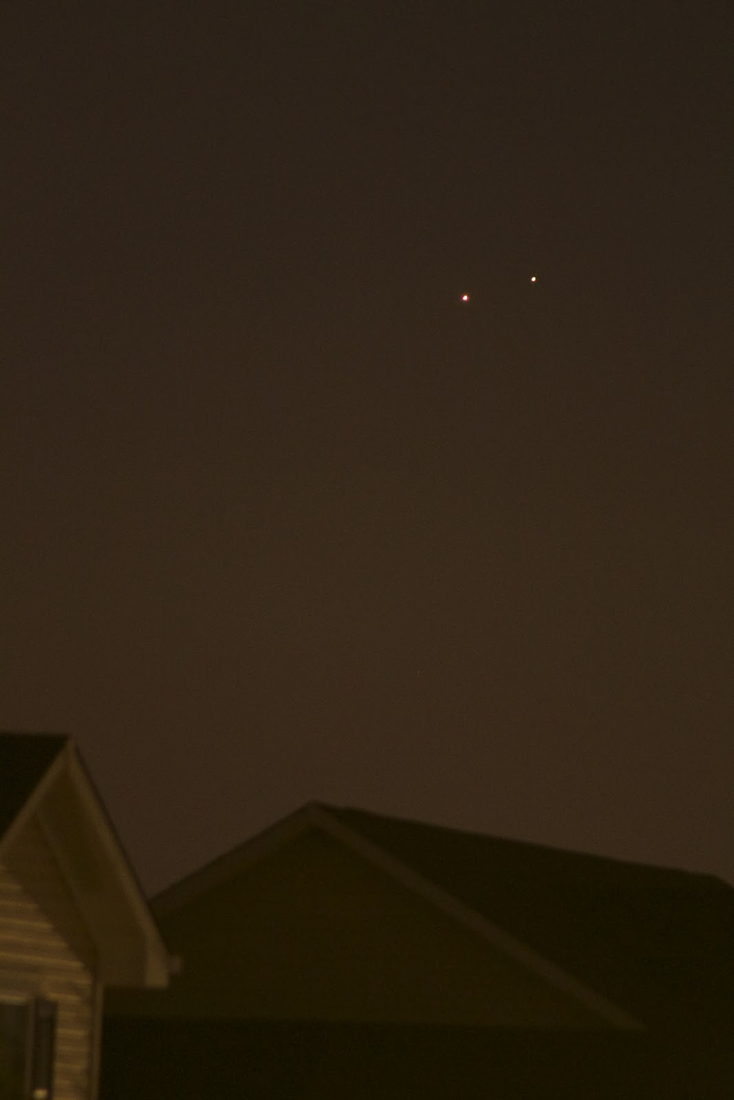 venus and jupiter august 18 conjunction