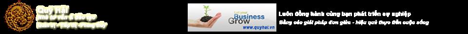 Quý Hải | Nhà tư vấn: Phong thủy - Bát tự (Tứ trụ) - Khởi sự kinh doanh