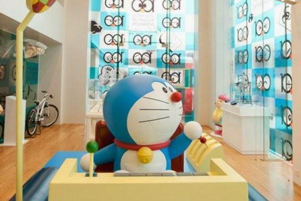 Perjalanan waktu Doraemon