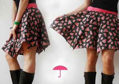 skirt styles umbrella