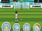 Ben 10 vs Bakugan Soccer