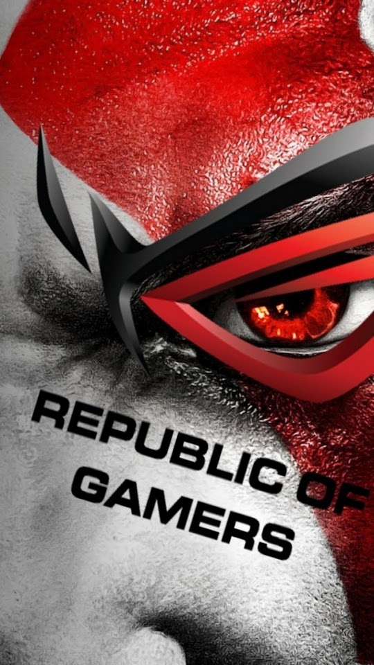 Republic of Gamers   Galaxy Note HD Wallpaper