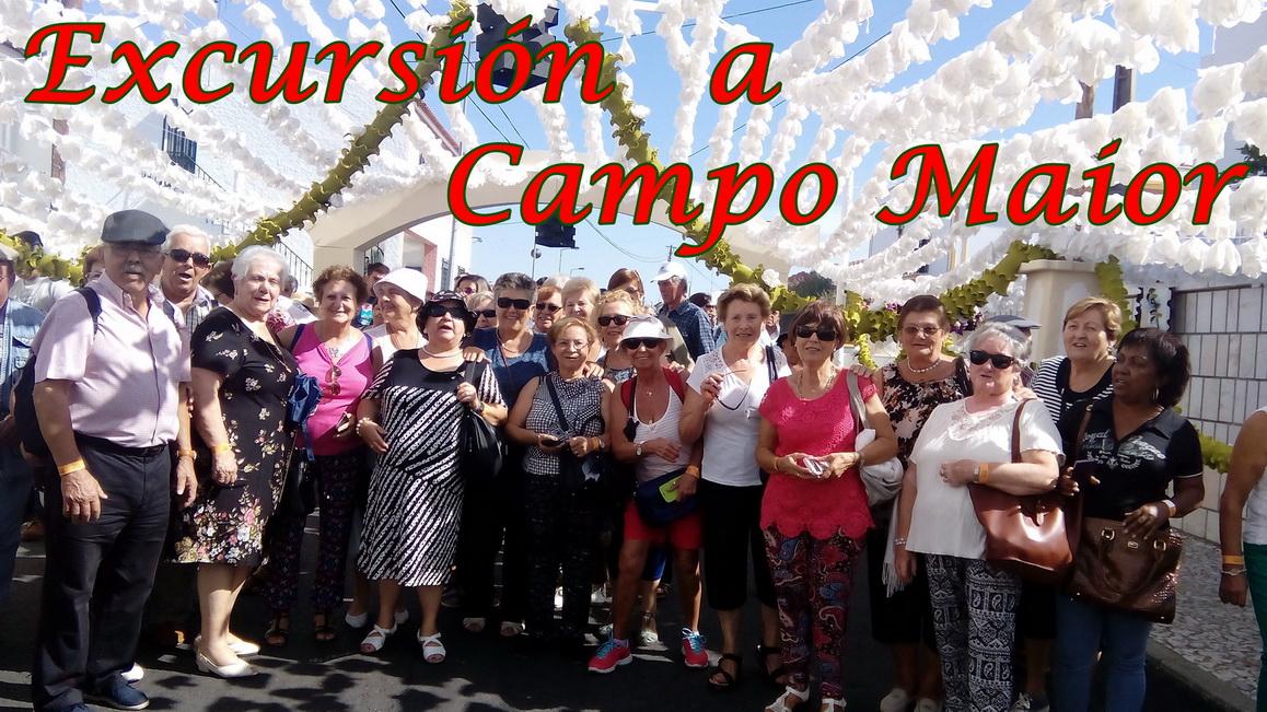 EXCURSIÓN A CAMPO MAIOR