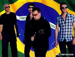 U2 no brasil de novo...