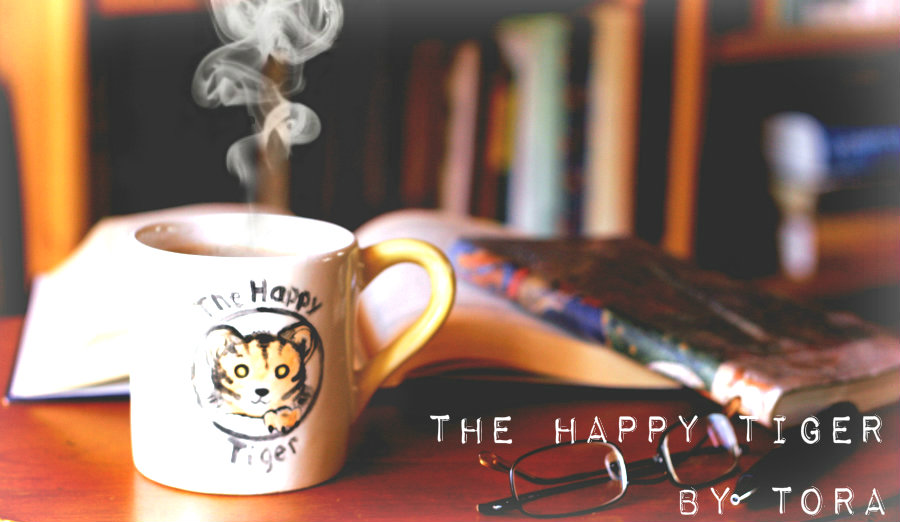 THE HAPPY TIGER