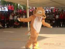 Mascota del Plantel Ecatepec 1