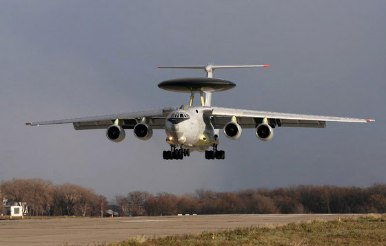 Il-76 Phalcon AEW&C