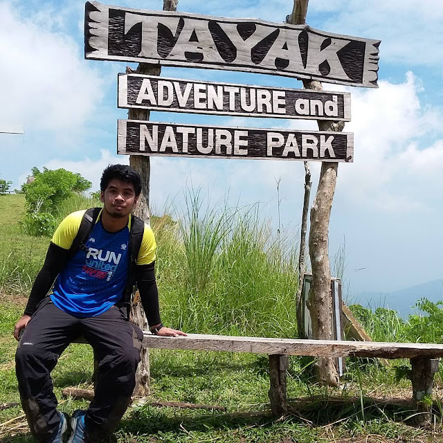 At Tayak Hill