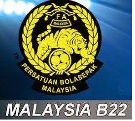 Skuad Malaysia B-22 Dibelasah Myanmar B-20