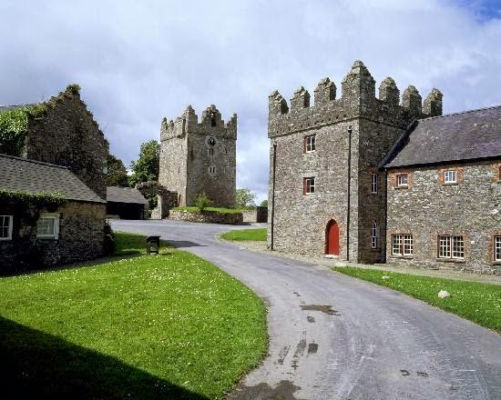 Замък Северна Ирландия