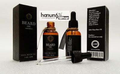 Ombak Beard Oil Minyak Penumbuh Jambang Ampuh