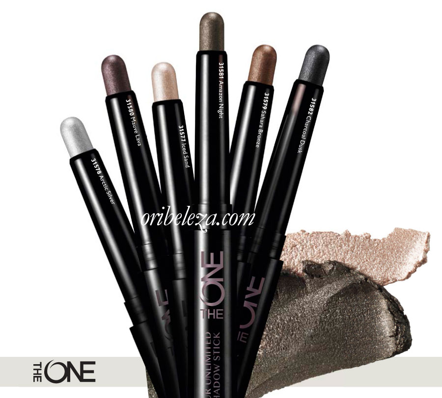 Stick Sombra de Olhos Colour Unlimited The ONE da Oriflame