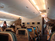 Singapore Airlines: Flying the A380 once more on board SQ856 SINHKG