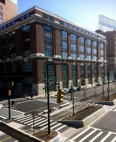 Design My Heart Out Jetblue S New Digs In Long Island City