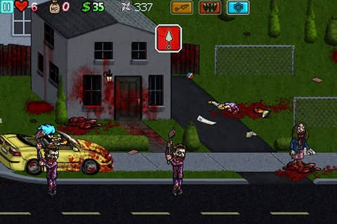 Descargar Ghost Ninja:Zombie Beatdown v1.1.0 Apk Free (Gratis)