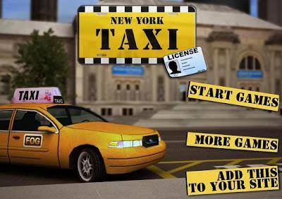 New York City Taxi Simulator-ALiAS