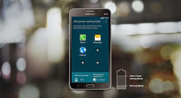 Samsung Galaxy Mega 2 White
