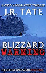 Blizzard Warning - The Damaged Climate Series Book 3