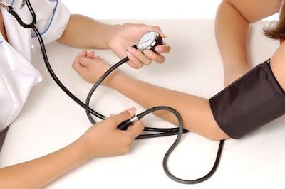 mengobati darah tinggi
